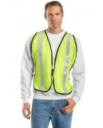 Personalized Mesh Enhanced Visibility Vest