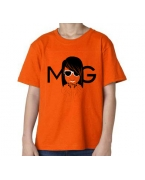 Custom Embroidered Money Gang Logo Youth T Shirt