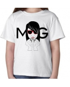 Monogrammed Money Gang Logo Youth T Shirt