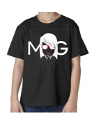 Custom Embroidered Money Gang Logo Youth T shirts