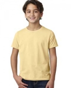 Personalized Next Level Boys' CVC Crew Tee