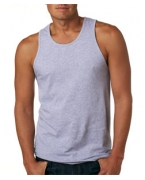 Embroidered Next Level Men's Jersey Tank