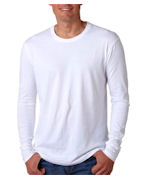 Promotional Next Level Men's Long-Sleeve Crew