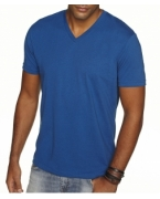 Embroidered Next Level Men's Premium Sueded V shirt
