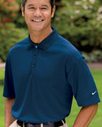 Customized NIKE GOLF - Dri-FIT Classic Sport Shirt.