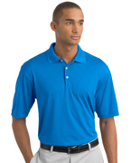 Embroidered NIKE GOLF - Dri-FIT Cross-Over Texture Sport Shirt. .