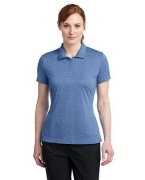Monogrammed Nike Golf Ladies Dri-FIT Heather Polo