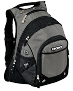 Monogrammed Ogio Fugitive Backpack