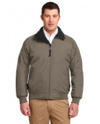 Monogrammed Port Authority Challenge Jacket
