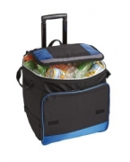 Embroidered Port Authority� Rolling Cooler