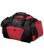 Embroidered Port & Company Metro Duffel