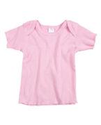 Personalized Rabbit Skins Infant's 5 oz. Lap Shoulder T-Shirt