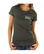 Promotional Robot Garden T-shirt  womens