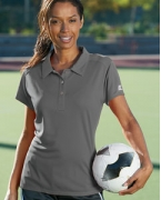 Embroidered Russell Athletic Ladies' Team Essential Polo