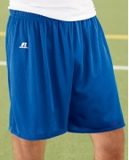 Personalized Russell Athletic Youth Nylon Tricot Mesh Short