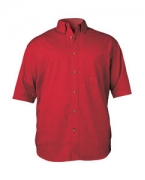 Custom Logo Sierra Pacific Men's Short Sleeve Twill
