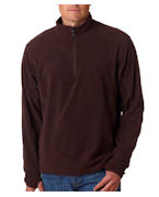 Monogrammed Storm Creek Men's Microfleece Quarter-Zip Pullover