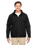 Monogrammed Team 365 Conquest Jacket with Fleece Lining
