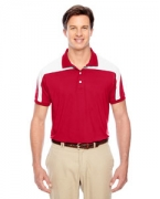 Personalized Team 365 Men's Victor Performance Polo