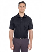 Embroidered UltraClub Adult Cool & Dry Mesh Pique Polo with Pocket