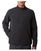 Personalized UltraClub Adult Lightweight Soft Shell Jacket