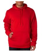 Customized UltraClub Adult UltraClub Cool-N-Dry Sport Hooded Fleece