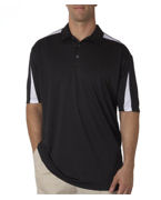 Custom Logo UltraClub Adult UltraClub Cool-N-Dry Sport Polo
