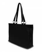 Embroidered UltraClub by Liberty Bags Large Microfiber Tote