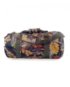 Personalized UltraClub by Liberty Bags Sherwood Camo Large Duffle