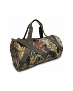 Custom Logo UltraClub by Liberty Bags Sherwood Camo Small Duffle