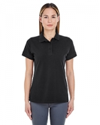 Monogrammed UltraClub Ladies' Basic Pique Polo