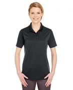 Customized UltraClub Ladies' Cool & Dry 8 Star Elite Performance Interlock Polo