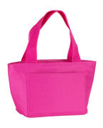 Logo UltraClub Ladies Cooler Tote