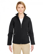 Promotional UltraClub Ladies' Soft Shell Jacket