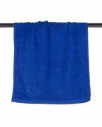 Promotional UltraClub Large Velour Rally Towel
