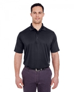 Personalized UltraClub Men's Cool & Dry 8 Star Elite Performance Interlock Polo