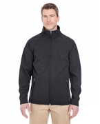 Personalized UltraClub Men's Soft Shell Jacket