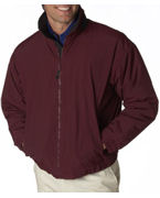 Custom Embroidered UltraClub Mens UltraClub Adventure All-Weather Jacket