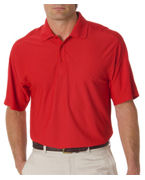 Embroidered UltraClub Men's UltraClub Cool-N-Dry Elite Performance Polo