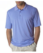 Custom Embroidered UltraClub Mens UltraClub Cool-N-Dry Sport Polo