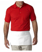 Personalized UltraClub Three-Pocket Waist Apron