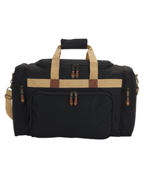 Logo UltraClub Travel Duffel