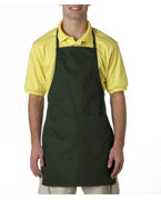 Customized UltraClub Two-Pocket Adjustable Apron