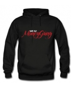 Personalized We So Money Gang Hooded Pullover