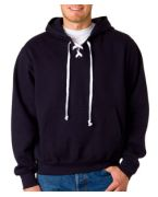 Monogrammed Weatherproof Adult Hockey Hooded Sweatshirt