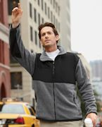Customized Weatherproof Men's Microfleece Jacket