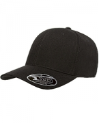 Custom Logo Yupoong Adjustable Flexfit 110 Cool & Dry Mini Pique Cap