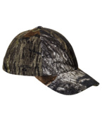 Custom Embroidered Yupoong Flexfit Mossy Oak Break-Up Pattern Camouflage Cap